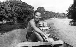 Rio Pindaré maranhão fev 1964