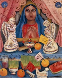 1 2  maria izquierdo O altar das tristezas (1943)