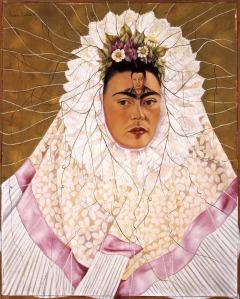 Frida Kahlo, Diego en mi pensamiento