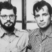 Ginsberg e Kerouac